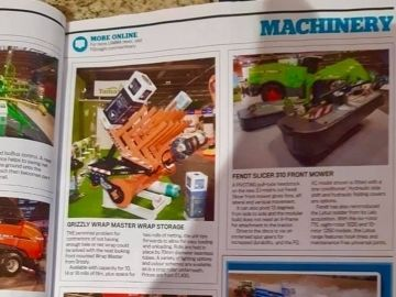 Grizzly Bespoke Fabrications Featured in the Farmers Guardian