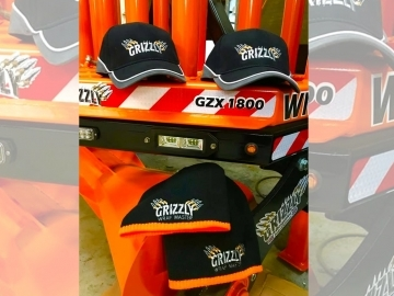 Grizzly Bespoke Fabrications Get your Wrap Master merchandise
